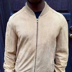 Vintage Jos. A Bank Leather Jacket